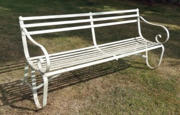 Benches & Garden Furniture - SOLD