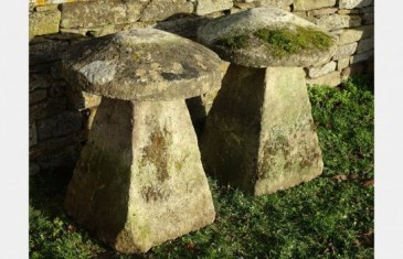 Staddle Stones - SOLD